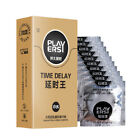 12 Pcs box Delay King Assorted Premium Latex Condoms for Men Male Health Care