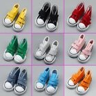 Внешний вид - Fashion Doll Accessories Cloth Canvas Sneakers Shoes For Girl & Boy Doll