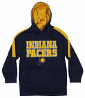 OuterStuff NBA Youth Indiana Pacers Fleece Pullover Hoodie, Navy