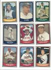 1988 & 1989 PACIFIC BASEBALL LEGENDS #1-220  ( STARS, HOF ) WHO DO YOU NEED!!