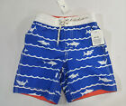 Внешний вид - NWT Baby Gap Boys 12 18 24 Months 2t or 5t Waves Swim Trunks Bathing Suit