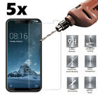 5pcs Tempered Glass For Ulefone Phone Screen Protector 9H Premium LCD Cover Glas