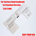 New Battery for Microsoft Surface 2 RT2 3 Pro3 Pro4 4 Book Keyboard Screen