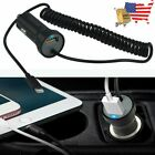 Fast Car Charger w/ USB Charging Cable For Apple iPhone X XS 12 11 8 7 6 6s Plus