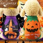 Pet Dog Halloween Funny Costume Puppy Autumn Winter Warm T-shirt Cosplay Sh_uk