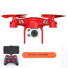 Wifi  2.4G 4CH RC Quadcopter Drone HD Camera Remote control LED Lights US