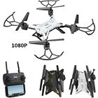 WIFI FPV 2.4G Foldable  RC Quadcopter Drone with 1080P 5.0MP Camera Selfie Drone