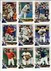 2018 Topps Bowman Holiday Baseball You PICK RC ROOKIE PROSPECT JUDGE TROUT ETC +