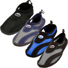 Внешний вид - Mens Water Shoes Aqua Socks Slip On Mesh Pool Beach Swim Surf Hike Wet