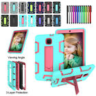 For Samsung Galaxy Tab A 8.0 inch SM-T387 2018 Tablet Shockproof Hard Case Cover