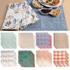"Внешний вид - 4pk 20x20"" 100% Cotton Cloth Napkins Fabric Dinner Napkins Table Napkins by TAG"