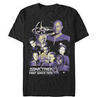 Star Trek DS9 Crew Member Collage Mens Graphic T Shirt on eBay