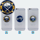 Buffalo Sabres Ice Hockey Mobile Phone Holder Hand Grip Stand Mount $2.99 USD on eBay