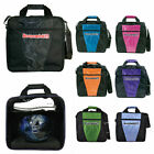Bowling Ball Bag Brunswick Gear, Selection of Colours, Room for Bowling Shoes