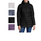 NEW!! Eddie Bauer Women's Hooded Cirruslite Down Parka Variety in Color and Size