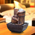 Water Fountain for Home Office Teahouse Decoration