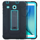 Shockproof Stand Armor Tablet Case For Samsung Galaxy Tab A E S2 S3 9.7 8.0 10.1