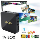 MX10 TV BOX Android 8.1 4+64GB 4K Media Player Smart Quad Core USB - Best Reviews Guide