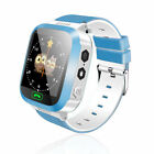 Kinder sicherer GPS-Tracker SOS Call GSM Smart Watch Anti-Lost FOR Android IOS