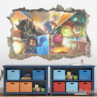 Marval LEGO Avengers Infinity War Smashed Wall Art Sticker Decal Mural Transfers