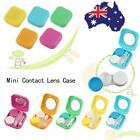 Plastic Mini Contact Lens Case Outdoor Travel Contact Lens Holder Container AAU5 günstig