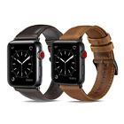 40/44mm Genuine Leather iWatch Band Strap Bracelet fr Apple Watch Series 4 3 2 1 image
