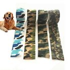 1 Roll Self Adhesive Pets Bandage Tape Vet Wrap Medical Dogs Cats Injury Tape
