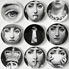 10 Inch Fornasetti 25-Designs Luxury Art Plates Home Decoration Fashion Designer