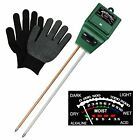 3 Way Test Soil pH Moisture & Light Meter Gardening Plants Acidity Probe Tool
