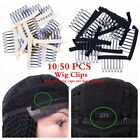 Tool Beauty Accessories Lace Wig Clips Hairpins 6/7 Tooth Steel Pin Wigs Combs