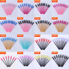 50/100 PCS Disposable Eyelash Wands Mascara Brushes Eye Lash Extension Spoolers