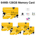 For SAMSUNG Micro Card Class10 Memory micro 128 /64/32/16/8GB TF Cards lot MN4