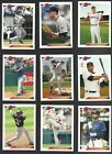 2010 BOWMAN - 1992 THROWBACKS INSERT - WHO DO YOU NEED!!! on Ebay