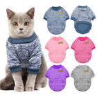 Small Dog Sweater Clothes Christmas Pet Puppy Cat Jumper Vest Coat for Yorkie