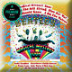 MERCH - THE BEATLES-MAGICAL MYSTERY TOUR ALBUM PIN BADGE