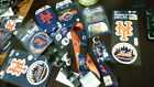 WinCraft New York Mets Magnets, Auto Decals, Lanyards, Can Coolers, Placard NEW on Ebay