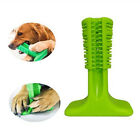 Dog Toothbrush Pet Brushing Stick Teeth Cleaning Chew Toy For Dogs Pet Oralca US