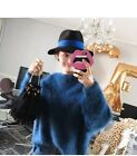 New Winter Fashion Long sleeves Sweater Thicken Pullover Loose knitting Sweater