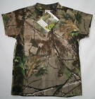 Realtree Camo Baby Toddler or Boys T-Shirt, Kids Youth Camouflage Shirt