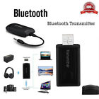 USB 3.5mm Bluetooth Stereo Audio Transmitter Music Dongle Adapter for TV PC