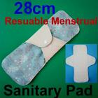 Organic Reusable Cloth Menstrual Sanitary Pads Cotton Towel Health Care 28cm Lot