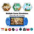 "8GB 32 Bit 4.3""  Built-In 10000 Game Portable Handheld Video Game Console Player"