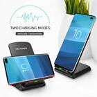 For Google Pixel 3XL iPhone Samsung Fast Wireless Charger 10W Charging Holder
