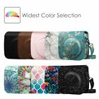For Fujifilm Instax Mini 8 / 8  Mini 9 Instant Camera Leather Case Bag Cover