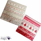 Gisela Graham New England Christmas Paper Napkins Table Decoration Pack Of 20