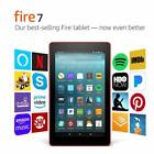 "Fire 7 Tablet with Alexa, 7"" Display, 16 GB, Punch Red"