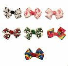 Miscellaneous Tiny Tot Infant Hair Bows (7 Designs Available)