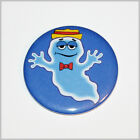 BOOBERRY CEREAL MAGNET or PIN BUTTON Retro Altered Advertising Art