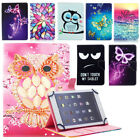 US For Sprint Slate 10 Inch (AQT100) Tablet Universal Leather Folios Cover Case