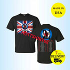 The Who Moving On Tour Dates 2019 T-Shirt Full Size Men Black Shirt Tee image
